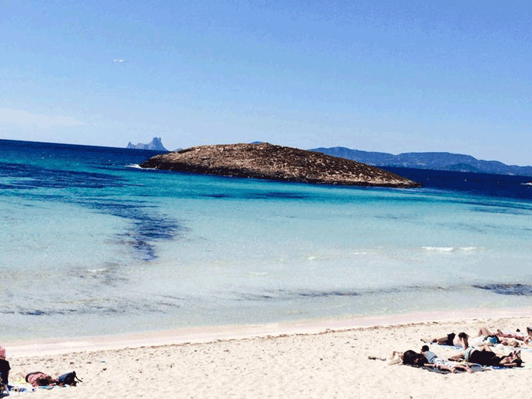 Postcard from Formentera