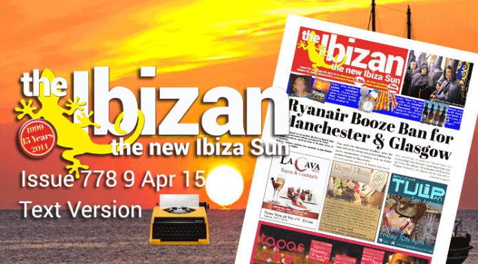 Latest issues archives page 7 of 10 the ibizan for Ibiza proms cd
