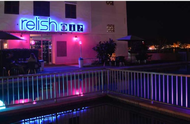 Relish Restaurant & Pool Lounge