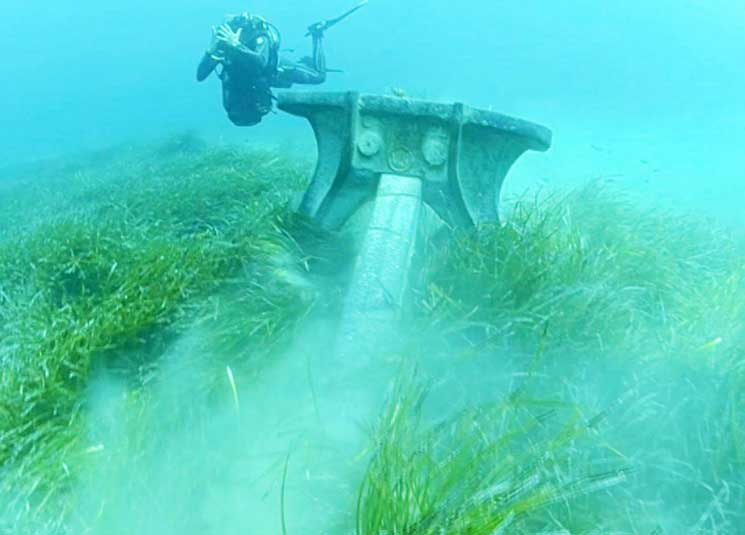Keep Off The Grass - Protect Our Posidonia