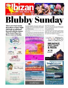 Blubby Sunday; Tears & Joy @ Space Closing; The Local's Report