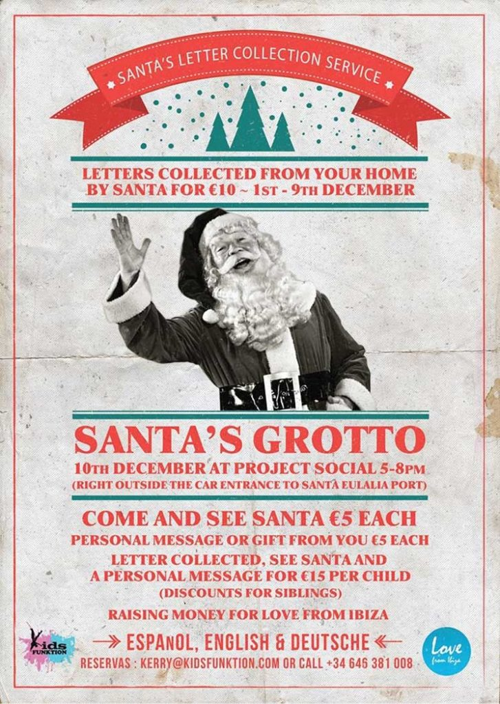Ibiza Christmas, Spanish Traditions, Recipes, Christmas Crafts and Christmas View from the Pew