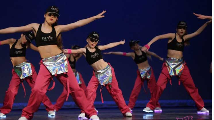 Ibiza Dance; 50+ Medal Haul in World Cup Qualifiers