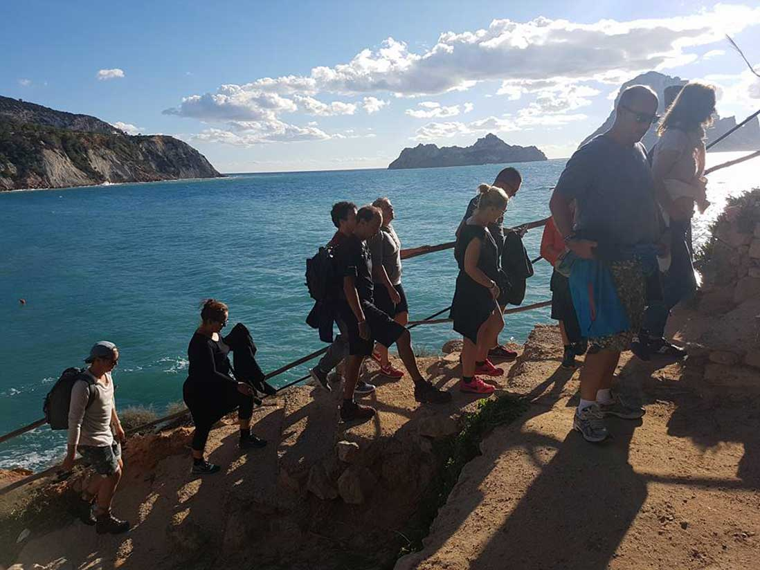 Exploring Ibiza on Foot & Bike by Claire B