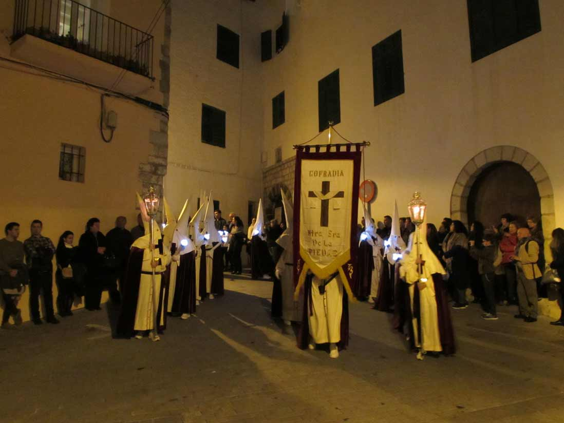 Easter Processions in Ibiza Town