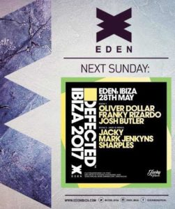 Defected @ Eden: Opening Party 21/05/17 Review