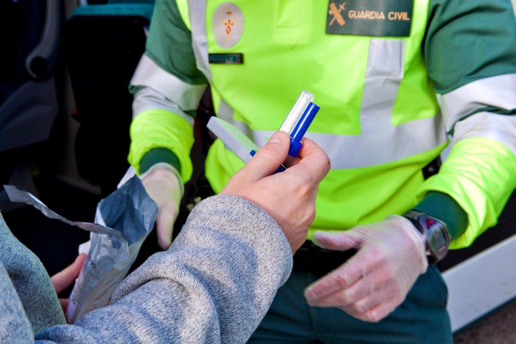 Over 80% of Ibiza Drugs Tests on Drivers are Positive