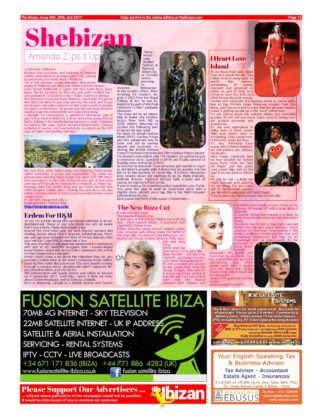 The Ibizan 868 20th July 2017