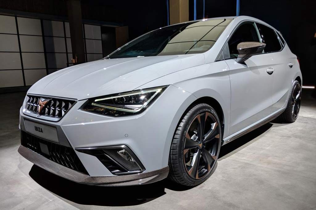 Cupra Ibiza Revealed (and clogging up my inbox)