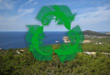 100% renewable energy in ibiza by 2050