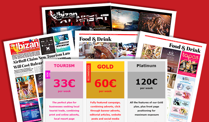 2019 Ibiza Advertising & Promotion Packages