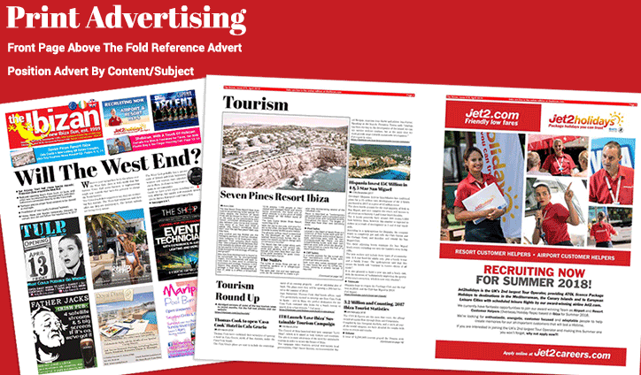 Ibiza Recruitment Advertising Case Study: Jet2.com