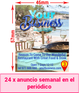 Ibiza Tourism Advertising Promotion