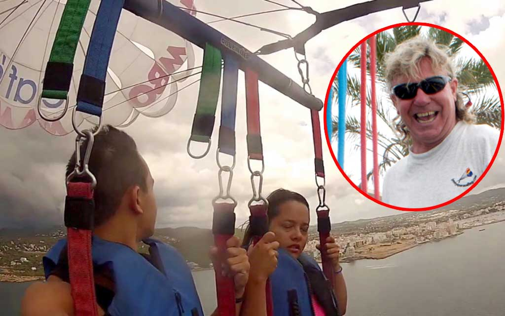 James Killeen's Ibiza Parasailing Company Ordered to Pay 16,000€ Compensation