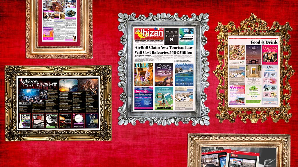 Platinum & Gold, The Total Ibiza Advertising Campaign Solution