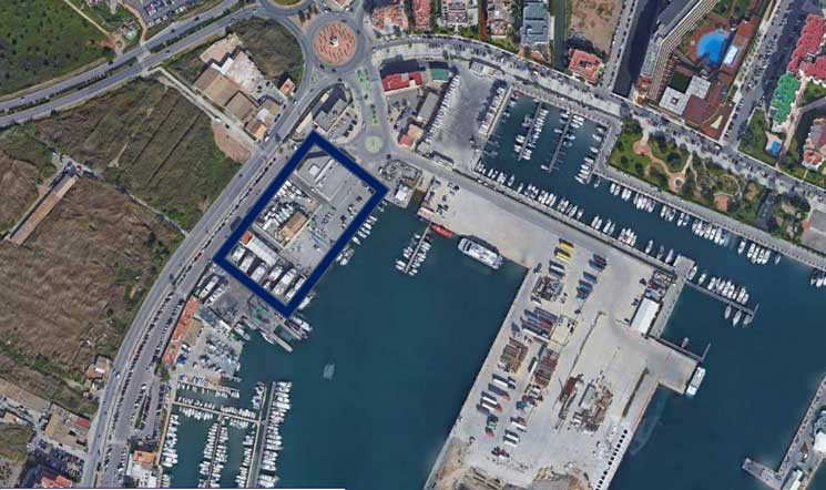 New Parking in Ibiza Port, New Parking at Airport, and Parking Chaos in San Antonio
