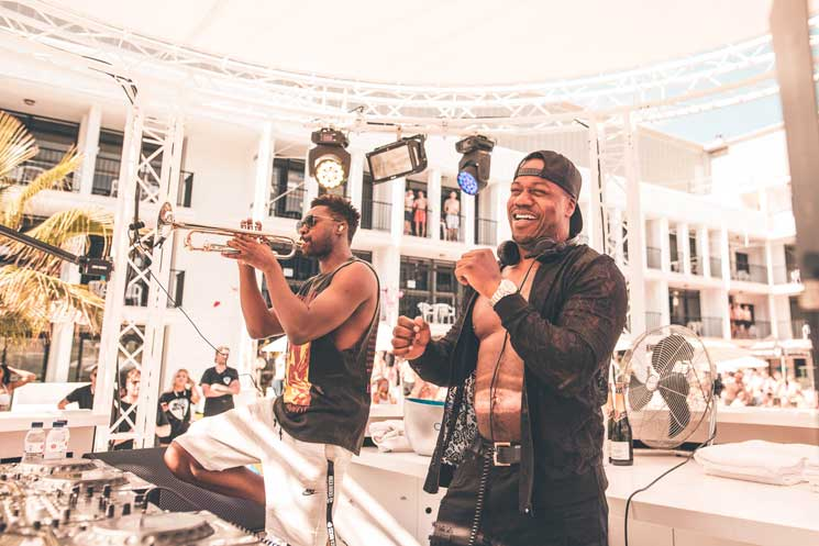 Rudimental, interview with Leon 'DJ Locksmith' Rolle