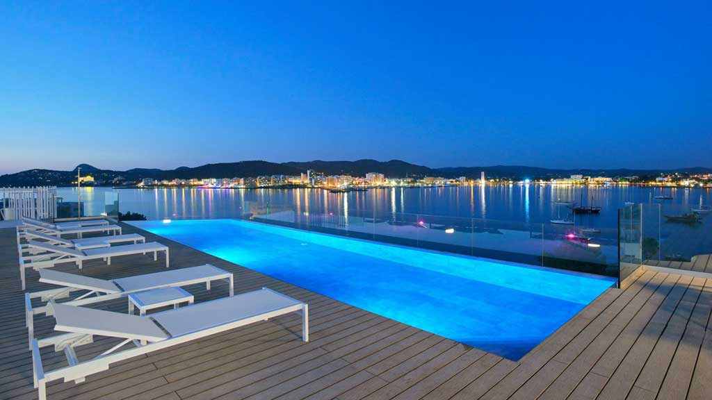 Six of the Best Ibiza Restaurants with Pools that Won't Break the Bank