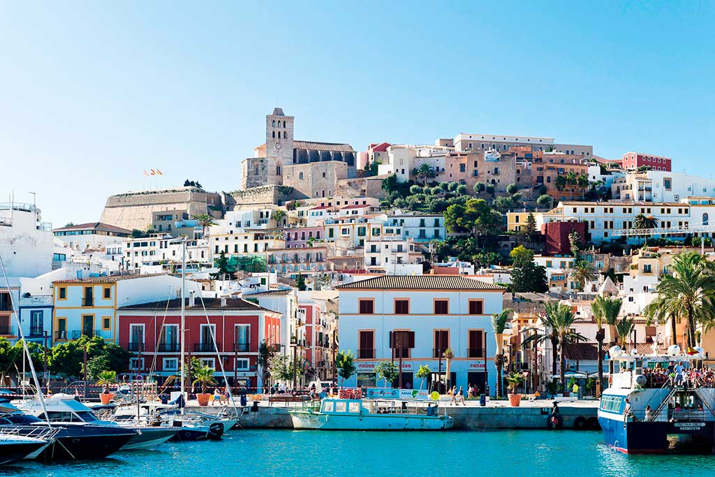 Poo In The Port Ibiza Super Yachts Up Anchor To Flee The