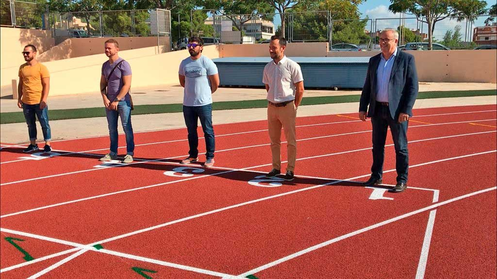 Can Misses 600,000€ Track & Stadium Improvements Completed