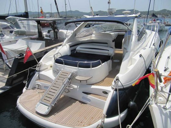 Boats Ibiza Sunseeker Charter, 50€ P.P. INC Open Bar & Fuel. Residents & Workers Offer.