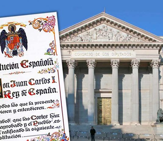 The Spanish Constitution in English
