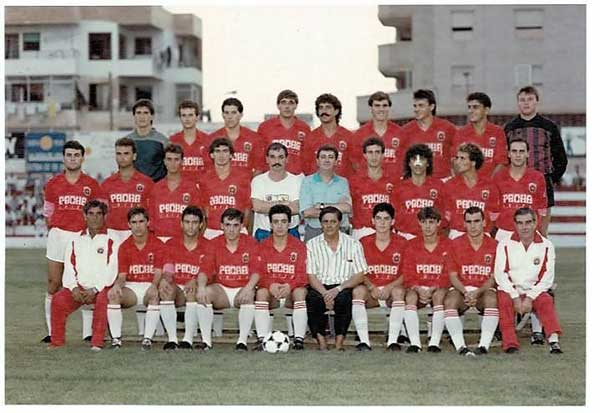 Ibiza Football: Los Payeses del Ibiza, The S.D. Ibiza Guiris, and S.D. Ibiza History
