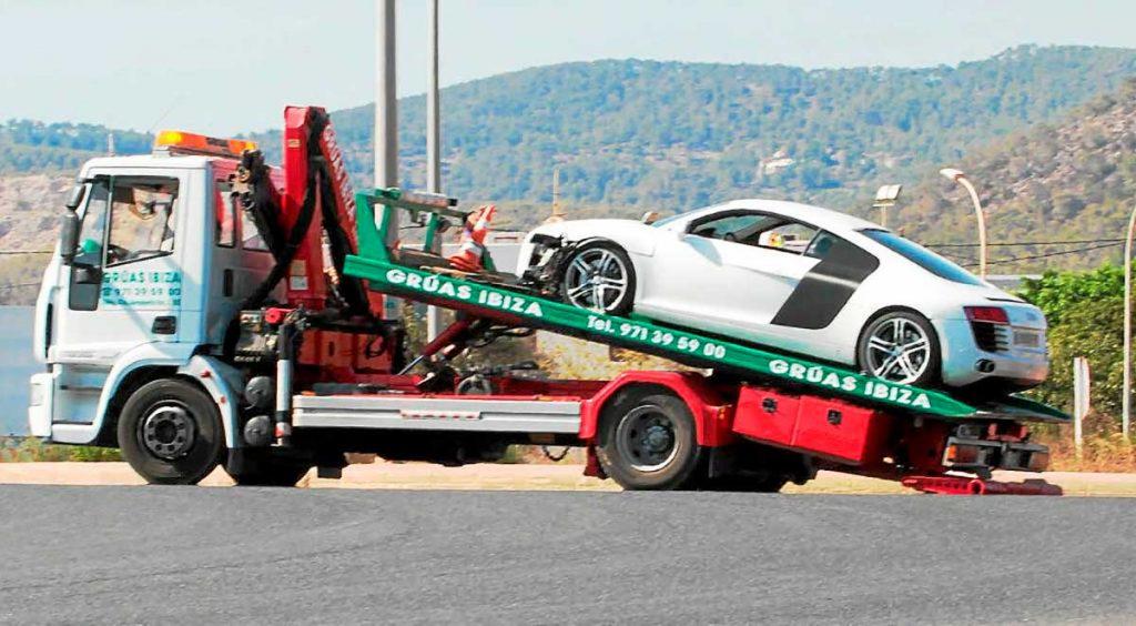 So, You've Had Your British Car Towed in Spain? The Ibizan Guide to What Happens Next and What it is Going to Cost You.